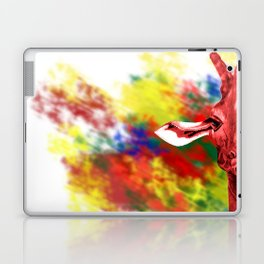 Oblivious Giraffe Laptop & iPad Skin