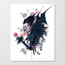 The Shinigami Canvas Print