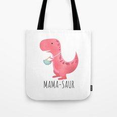 Mama-saur Tote Bag