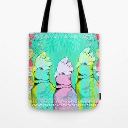 Springtime Galahs Tote Bag