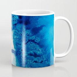 Into Indigo Coffee Mug