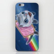 Pop-Tart Cat iPhone & iPod Skin