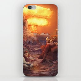 CrashDeath iPhone Skin