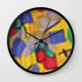 bill cosby 2 Wall Clock