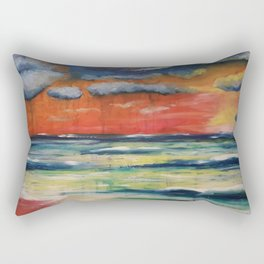 Letting Go Rectangular Pillow