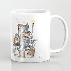 Steampunk Kobolds Mug