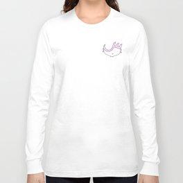 حرف السين Arabic letter S - س  Long Sleeve T-shirt