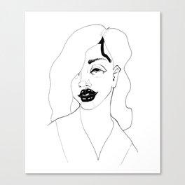 Bang Bang Girls Canvas Print