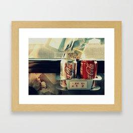 Consumer Society #1 Framed Art Print