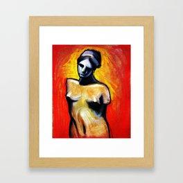 Marble Dream #2 Framed Art Print