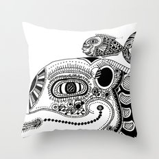Reliance  Throw Pillow