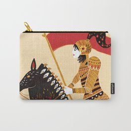 Lady Knight II Carry-All Pouch