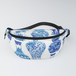 Chinoiserie Vase Fanny Pack