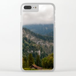 Magic meadow Clear iPhone Case