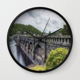Lake Vyrnwy Dam Wall Clock