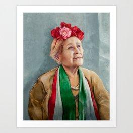 Matriarch Art Print