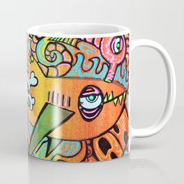 Ocean By The Sea Coffee Mug