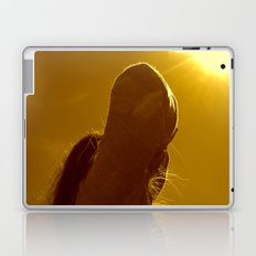 This is the birthday of the sun Laptop & iPad Skin