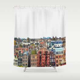 My Amsterdam Shower Curtain