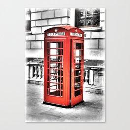 Whitehall Canvas Print
