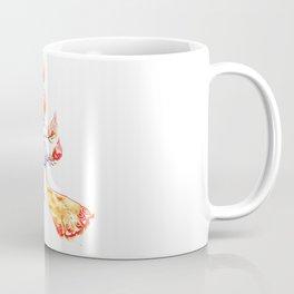 聖火孔雀 Holy Fire Peacot Coffee Mug