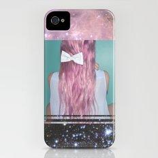 Nebula Girl iPhone (4, 4s) Slim Case