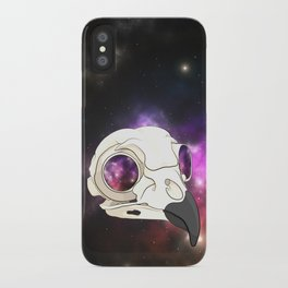 Owl Sees All iPhone Case