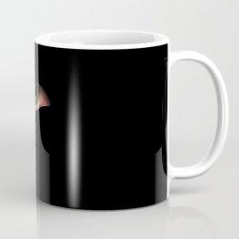 Eye in Black Coffee Mug