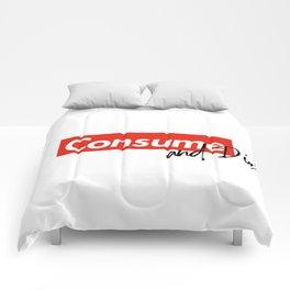 Consume & Die Comforters