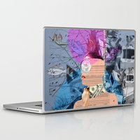 marianna Laptop & iPad Skins featuring A dream for a lifetime · Marianna 2+ by Marko Köppe