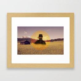 Unidentified Framed Art Print