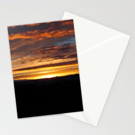 Canvas in the Sky Stationery Cards