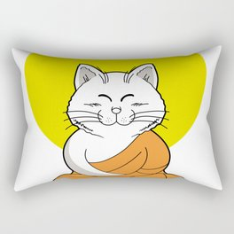 Master karin Buddha Rectangular Pillow