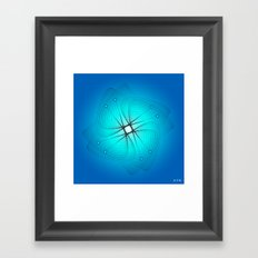 Fleuron Composition No. 129 Framed Art Print