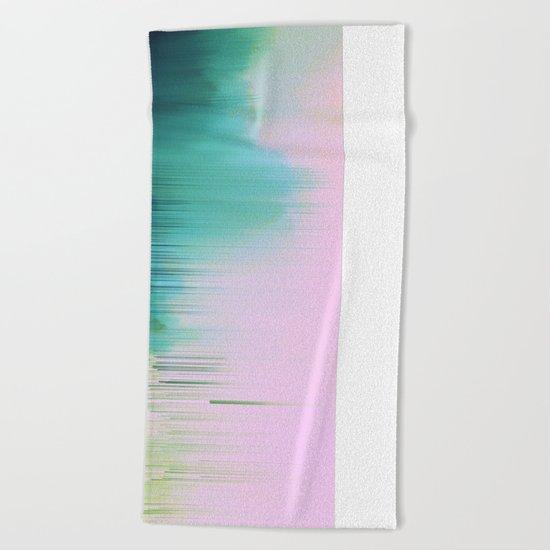 Soft Spoken Beach Towel