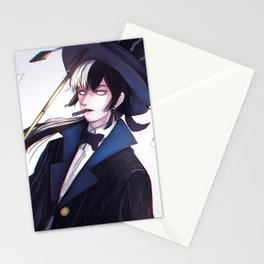 Dinias l The Illusionist Stationery Cards