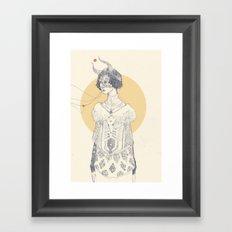 Echoed Framed Art Print