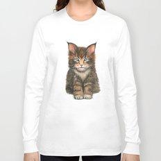 Little Kitten II Long Sleeve T-shirt