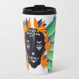 Calavera 3 Travel Mug