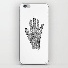 Pisces Hand / Hamsa iPhone Skin
