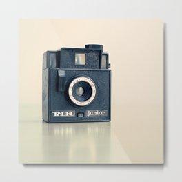 Film Camera Tauro Junior  Metal Print