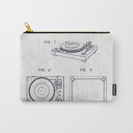 Record player 1979 Carry-All Pouch