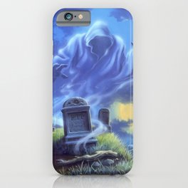 Ghost Beach iPhone Case