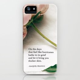 Thicker Skin iPhone Case
