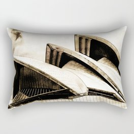 Sydney Opera House  Collection IV Rectangular Pillow