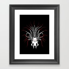 Karma Fairy [LIGHT] Framed Art Print