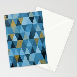 Abstract #328 Stationery Cards