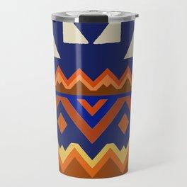Aztec Folk Art Travel Mug