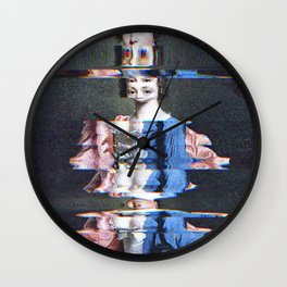 Digitex Triacotine 20 Wall Clock