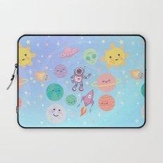 Cute Space Laptop Sleeve